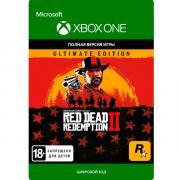 Цифровая версия игры Xbox Microsoft Red Dead Redemption 2: Ultimate Edition