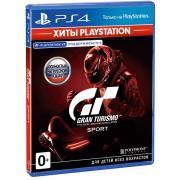 PS4 игра Sony Gran Turismo Sport (подддержка VR). Хиты PS