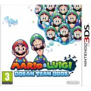 Игра для Nintendo 3DS Mario & Luigi: Dream Team русская версия