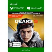 Цифровая версия игры Xbox Microsoft Gears of War 5 Ultimate Edition Pre-Purch./Launch