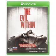 Игра для XBOX ONE Evil Within
