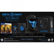 PS4 игра WB Mortal Kombat 11: Ultimate. Kollector's Edition