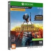 Игра для Xbox One PlayerUnknown's Battlegrounds Preview Edition (JSG-00017)