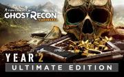 Право на использование (электронный ключ) Ubisoft Tom Clancy'S Ghost Recon Wildlands Year 2 Ultimate Edition