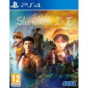 PS4 игра Sega Shenmue I & II
