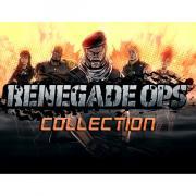 Цифровая версия игры PC Sega Renegade Ops Collection