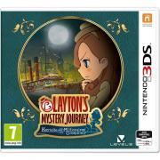 Игра для Nintendo Layton's Mystery Journey