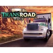 Цифровая версия игры PC Astragon TransRoad: USA