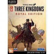 Видеоигра для PC Sega Total War: Three Kingdoms. Royal Edition