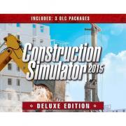 Цифровая версия игры PC Astragon Construction Simulator Deluxe Edition