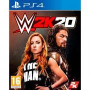 PS4 игра Take-Two WWE 2K20