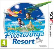 Игра для Nintendo 3DS Pilotwings Resort русская инструкция