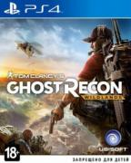 Tom Clancy's. Ghost Recon: Wildl&s [PS4, русская версия]