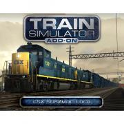 Дополнения для игр PC Dovetail Train Simulator: CSX SD80MAC Loco Add-On