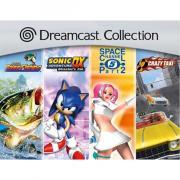 Цифровая версия игры PC Sega Dreamcast Collection
