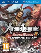 Игра для PS Vita Dynasty Warriors 8 Xtreme Legends - Complete Edition