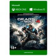 Цифровая версия игры Xbox/WIN10 Microsoft Gears of War 4: Standard Edition