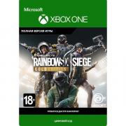 Цифровая версия игры Xbox Ubisoft Tom Clancy's Rainbow Six Siege: Year 5 Gold