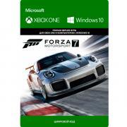 Цифровая версия игры Xbox/WIN10 Microsoft Forza Motorsport 7 Std Edt COMBO Indirect RU