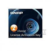 Лицензия для NAS QNAP LIC-CAM-NAS-2CH