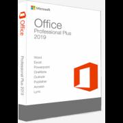 Ключ Microsoft Office 2019 Professional Plus(Профессиональный плюс) на 5ПК