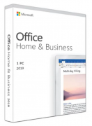 ПО Microsoft Office Home and Business 2019 Russia Only Medialess (T5D-03242)
