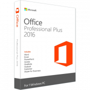ПО Microsoft Office Professional Plus 2016 - ESD электронная лицензия