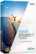 Право на использование (электронный ключ) MAGIX VEGAS Movie Studio Platinum 17