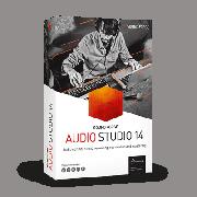 Право на использование (электронный ключ) MAGIX Sound Forge Audio Studio 14