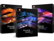 Право на использование (электронный ключ) Pinnacle Studio 23 Plus