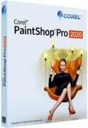 Право на использование (электронно) Corel PaintShop Pro 2020 Corporate Ed. Lic Single User