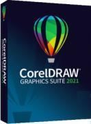 Право на использование (электронно) Corel CorelDRAW Graphics Suite 2021 Enterprise License (includes 1 Yr CorelSure Maintenance)(1-4