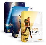 Право на использование (электронный ключ) MAGIX VEGAS Movie Studio Suite 17