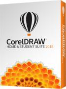 Corel CorelDRAW Home & Student Suite 2018 ESD (ESDCDHS2018ROEU)