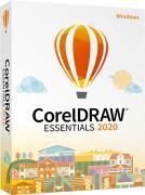 Право на использование (электронный ключ) Corel CorelDraw Essentials 2020 EN/RU Windows