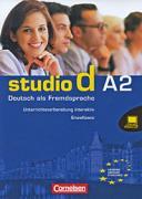Studio d A2: Deutsch als Fremdsprache. Unterrichtsvorbereitung interaktiv. Einzellizenz 1.00.00