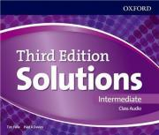 Solutions Third Edition Intermediate Class Audio CDs