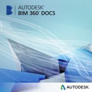 ПО по подписке (электронно) Autodesk BIM 360 Docs - Packs - Single User CLOUD Annual (1 год)