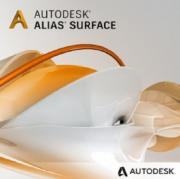 ПО по подписке (электронно) Autodesk Alias Surface 2022 Commercial Single-user ELD 3-Year Subscription