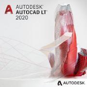 ПО по подписке (электронно) Autodesk AutoCAD LT 2022 Commercial Single-user ELD Annual Subscription