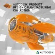 ПО по подписке (электронно) Autodesk Product Design & Manufacturing Collection IC Single-user ELD Annual (1 год)