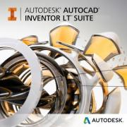ПО по подписке (электронно) Autodesk AutoCAD Inventor LT Suite 2019 New Single-user ELD Annual