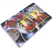 Maxell UR90 Оригинальная аудиокассета новая, запечатанная
