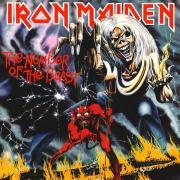 Виниловая пластинка Parlophone Iron Maiden:The Number Of The Beast