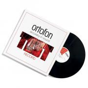 Виниловая пластинка Ortofon Test Record (тестовый диск)