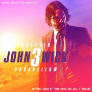 Виниловая пластинка САУНДТРЕК - JOHN WICK: CHAPTER 3 (JOEL J. RICHARD TYLER BATES) (2 LP)