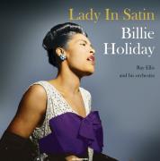 Виниловая пластинка Holiday, Billie, Lady In Satin (5060348582281)