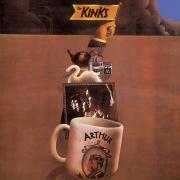 Виниловая пластинка THE KINKS - ARTHUR (2 LP)