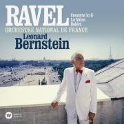Leonard Bernstein, Orchestre National De France - Ravel: Concerto In G / La Valse / Bolero (0190295482947)