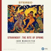 Igor Markevitch, Philharmonia Orchestra - Igor Stravinsky: The Rite Of Spring (0190296915390)